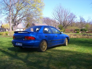 Subaru Turbo , 1998