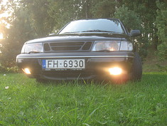 SAAB 900 SE kupeja, 1995