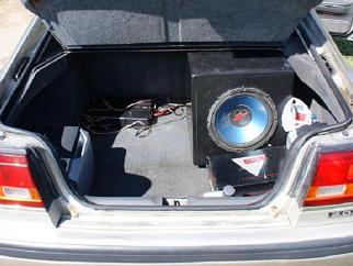 Mazda GLX 2.0i , 1989