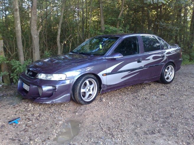 Opel Vectra Bohse_onkelz, 1996