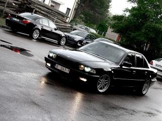 BMW 740 i E38, 1999