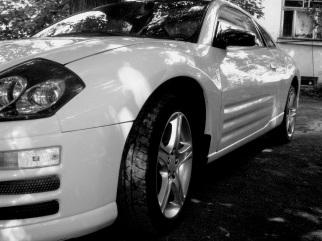 Mitsubishi Eclipse , 2000