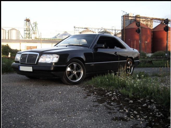 Mercedes-Benz CE 300 24V 1992g, 1992