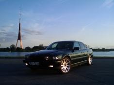 BMW 740 , 2001