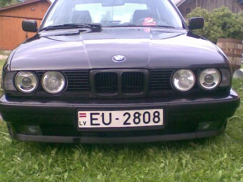 BMW , Priekšas krāsošana