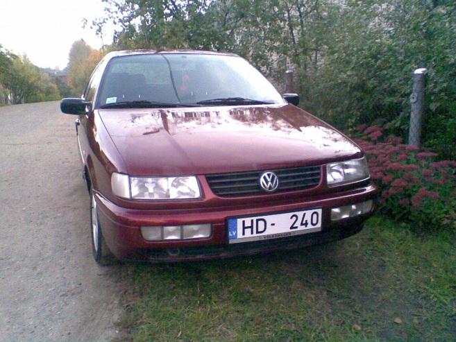 VW Passat B4, 1994