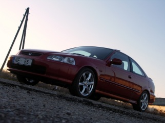 Honda iLS , 1996