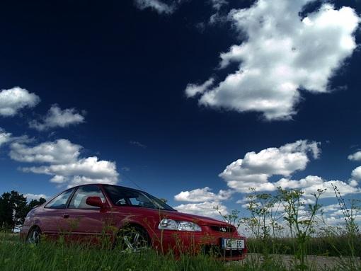 Honda Civic iLS, 1996