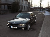BMW 730 XAKEP, 2000