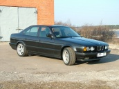 BMW 525 TDS, 1992
