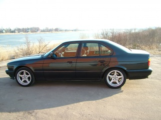BMW TDS , 1992