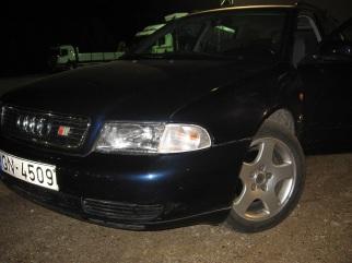 Audi S-Line , 1997