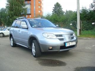 Mitsubishi Outlander , 2005