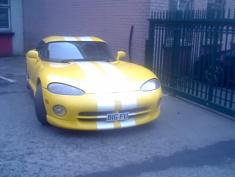 Dodge Viper 8.0, 1999