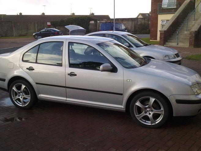 VW Bora , 1999