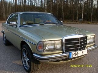Mercedes-Benz CE W123 , 1981