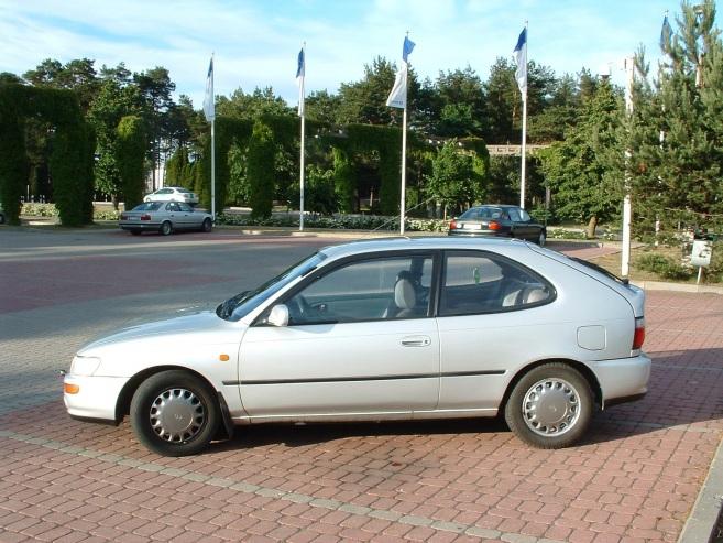 Toyota Corolla , 1996