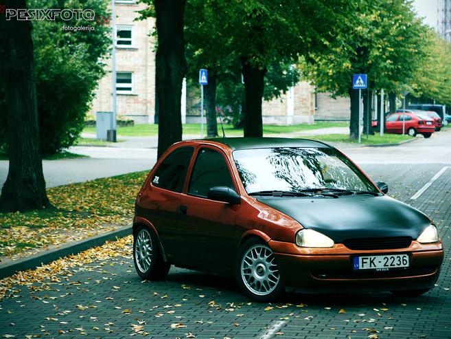Opel Corsa , 1998