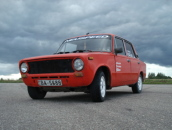 VAZ 2101 Zigiis, 1976