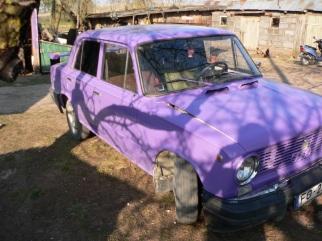 VAZ VNK mans auto , 1976