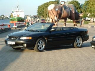 Chrysler Cabriolet , 1998
