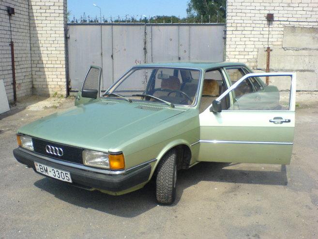 Audi 80 , 1980