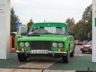 VAZ Green bulet , 1985