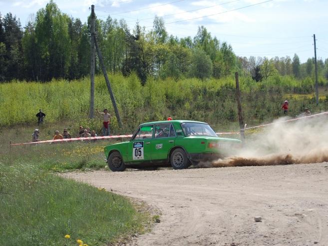 VAZ 2106 Green bulet, 1985