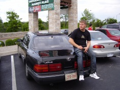 Lexus LS 400 , 1992