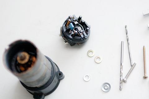 Mercedes-Benz CDI Sudrabs, Salona apsildes cirkulācijas sūkņa remonts