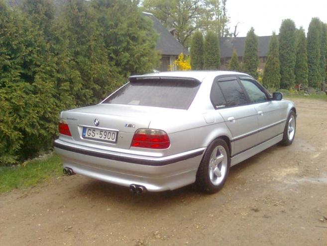 BMW 730 , 1998