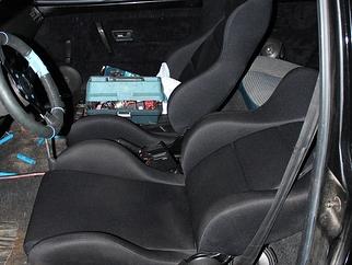 VW katafalk 86c , 1982