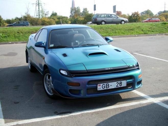 Toyota Celica , 1991