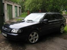 Audi A6 quattro, 1997