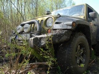Jeep Šreks , 2008