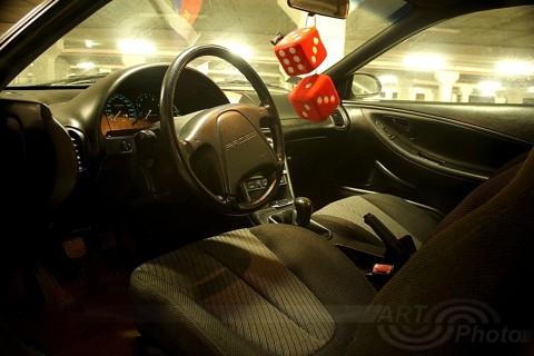 Ford Probe 24V fotosesija
