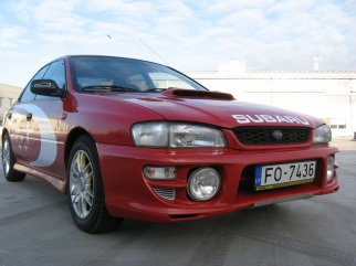 Subaru Impreza GT, 1998