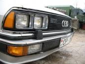 Audi 200 5T, 1981