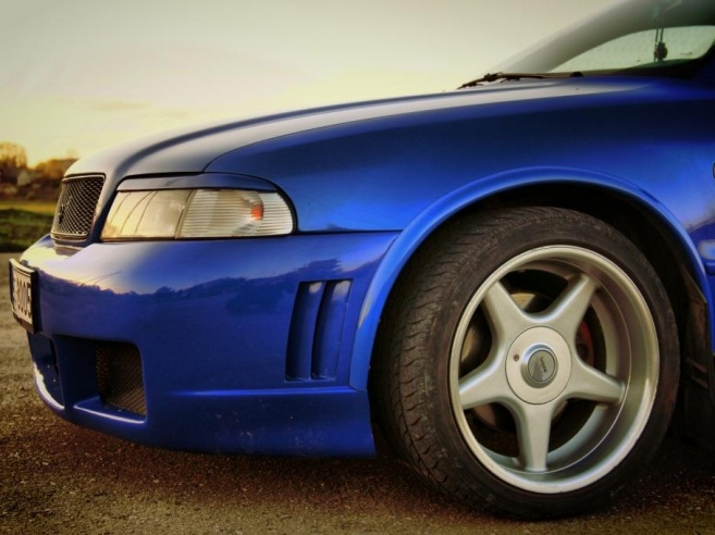 Audi A4 Avant Quattro, 1998