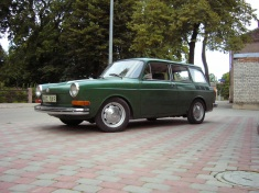 VW 181 Type3 Squareback, 1972