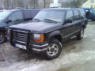 Ford XLT 4x4 V6 , 1991