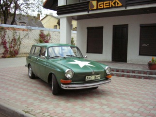 VW Type3 Squareback , 1972