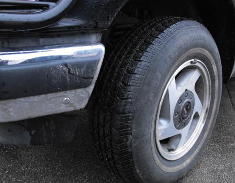Ford Explorer XLT 4x4 V6, Yes!