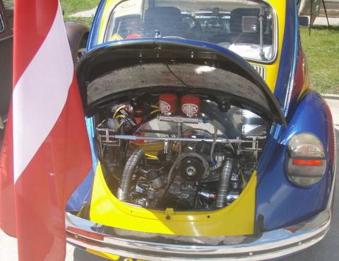 VW VW Mountain Bug, Solītās bildes...