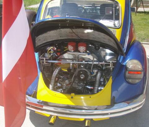 VW Kafer VW Mountain Bug, Evo IV