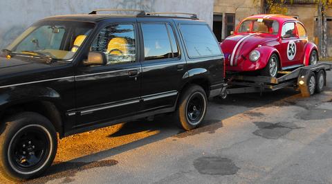 Ford Explorer XLT 4x4 V6, Diski Eddie Bauer Edition jeb Vīri Darbā !