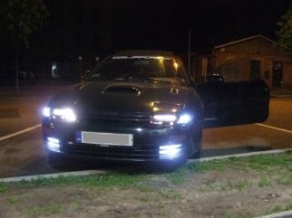 Toyota Celica ST185, 1990
