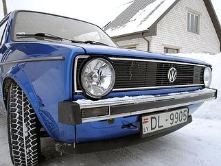 VW Golf 1.8 GTi, 1982