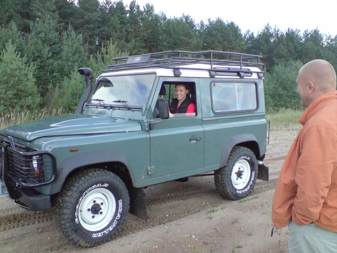 Land Rover Defender , 2008