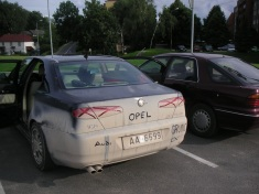 Alfa Romeo 166 , 1999